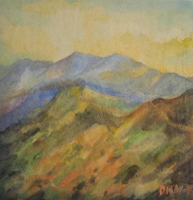 Konsuela Madejska-Turska: Jesienne Tatry